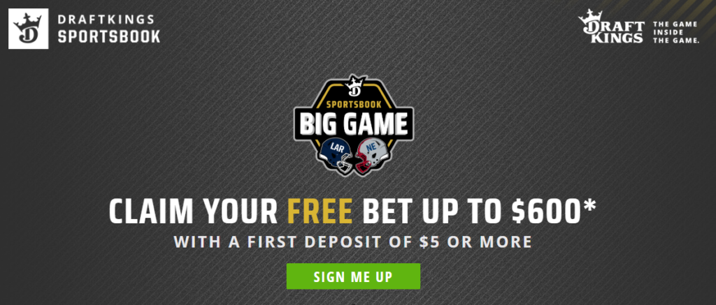 DraftKings Super Bowl Promotion